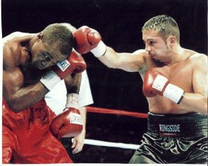 Frankie vs Chris Smith 2003