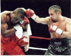 Frankie vs Chris Smith 2003