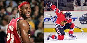 NBA vs NHL