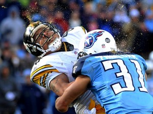 Steelers Titans Football