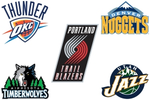 NBA Northwest