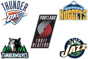 NBA Northwest