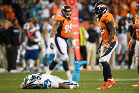 Denver Broncos vs. Carolina Panthers, NFL Week 1