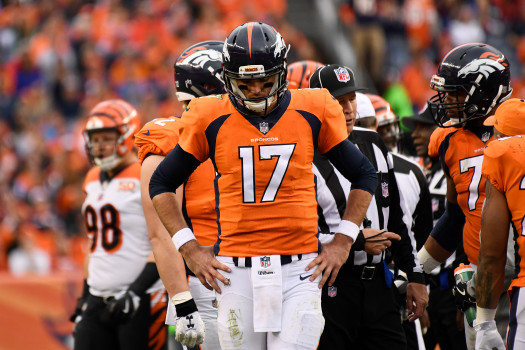 Denver Broncos vs. Cincinnati Bengals, NFL Week 11
