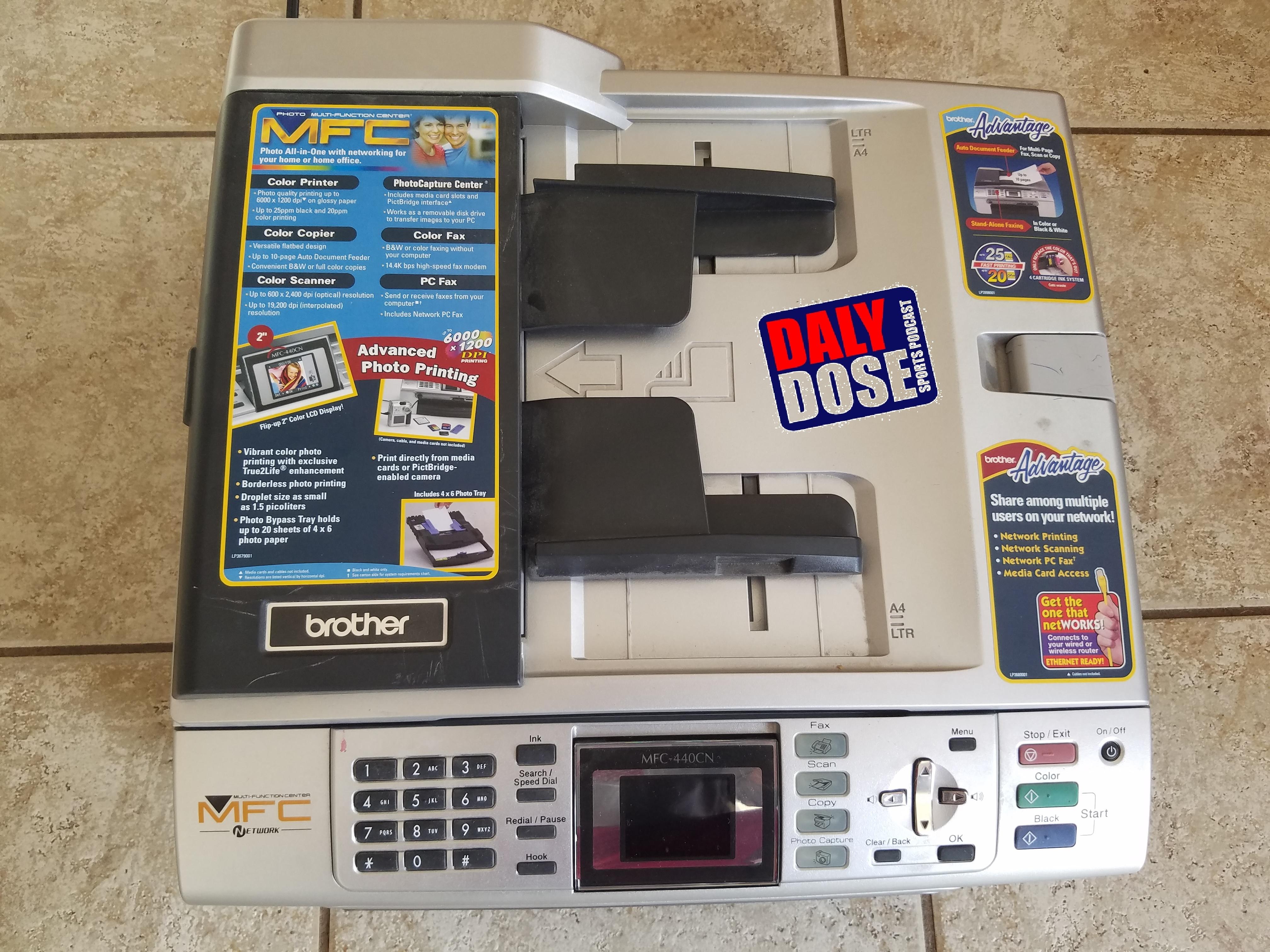 Dose fax closed
